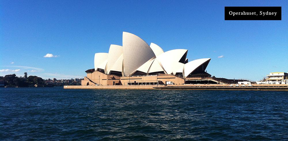 10 seværdigheder i Sydney | Rebecca Line