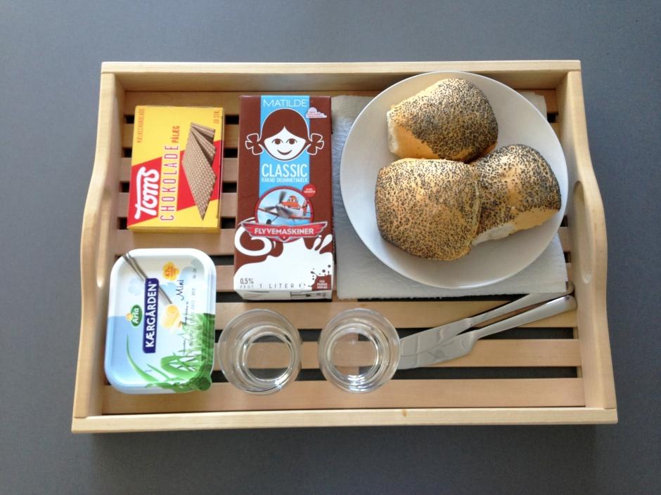morgenmadpåsengen